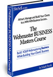 Webmaster BUSINESS INTERNET SITE Masters Course